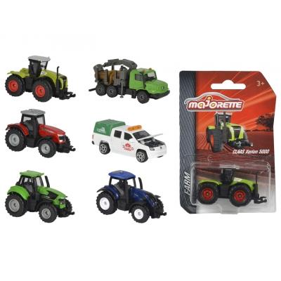 Машинки из серии Фермерская техника, 6 видов, 7 см