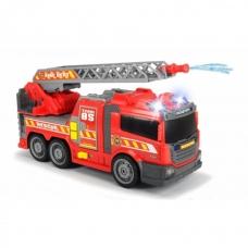 Пожарная машина 36см, с водой