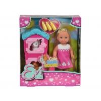 Кукла Еви с кроликами