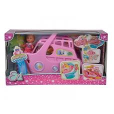 Кукла Еви на круизном корабле