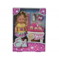 Кукла Еви с собачками