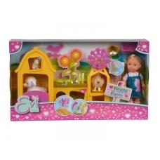 "Кукла Еви, набор ""Счастливая ферма"""