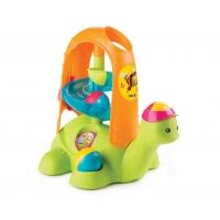 Развивающая игрушка Черепашка с шариками Cotoons