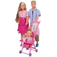 Семья куклы Штеффи