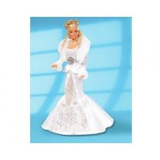 Кукла Штеффи снежная королева