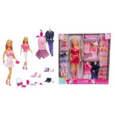 Кукла Штеффи + одежда + аксессуары