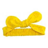 Повязка Бананчик желтая