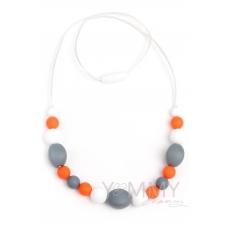 Слингобусы в оранжево-серой гамме