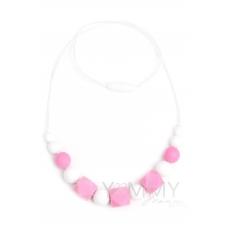 Слингобусы в розово-белой гамме