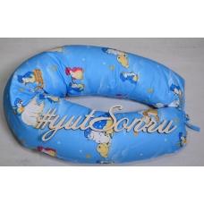 Подушка для беременных и кормящих мам, Пингвинята