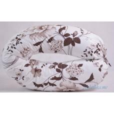 Наволочка на универсальную подушку для беременных, живопись