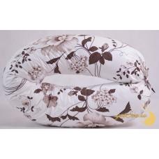 Подушка для сна бумеранг, живопись