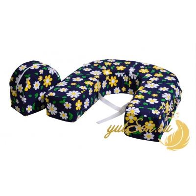 Наволочка для подушки для кормления двойни, ромашки