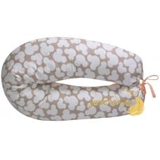 Наволочка на универсальную подушку бумеранг