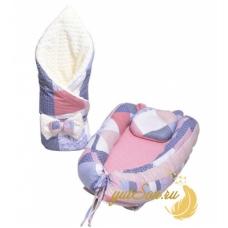 Набор для новорожденного Одеяло + Кокон