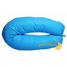 Подушка для беременных стандартная в форме бумеранга