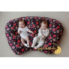 Подушка для кормления двойни, королевская