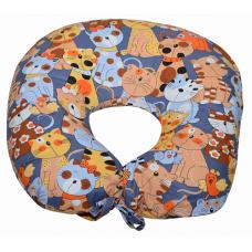 Подушка для кормления, Кошки