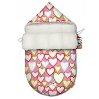 Конверт для новорожденных Color Hearts