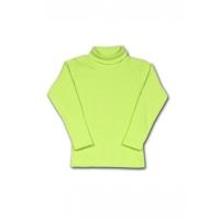 Бадлон однотонный зеленый