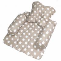 """Подушка для новорожденного """"Прянички"""""""