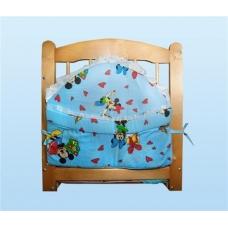 Карман в детскую кровать