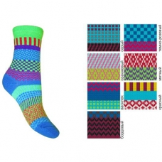 Яркие носочки