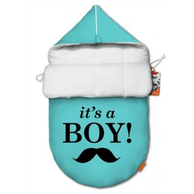 """Конверт для новорожденного original """"Boy"""""""