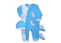 Какой комбинезон и костюм купить новорожденному?