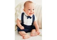 Одежда для малыша в первые месяцы жизни