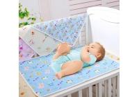 Пеленки для новорожденных: удобное решение в сложных ситуациях