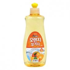 Средство для мытья посуды Sandokkaebi Апельсин, 500 гр