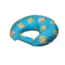 """Подушка для кормления """"Долматинцы на голубом"""""""