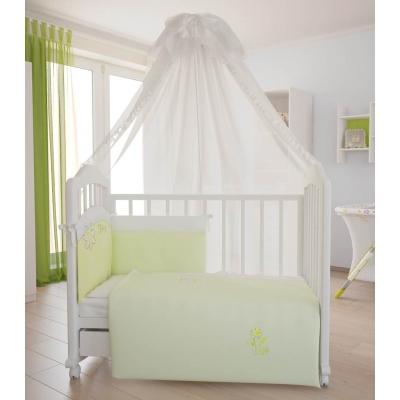 """Комплект в кроватку Fairy """"На лугу"""" 7 предметов"""