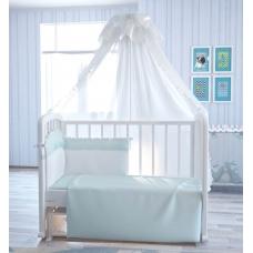 """Комплект в кроватку Fairy """"Сладкий сон"""" 7 предметов"""