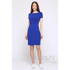 Платье для беременных ультрамарин