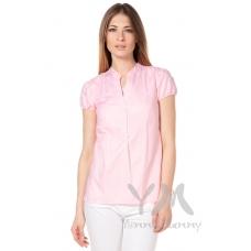 Рубашка для беременных розовая